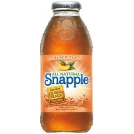 Snapple Peach Tea - 473ml