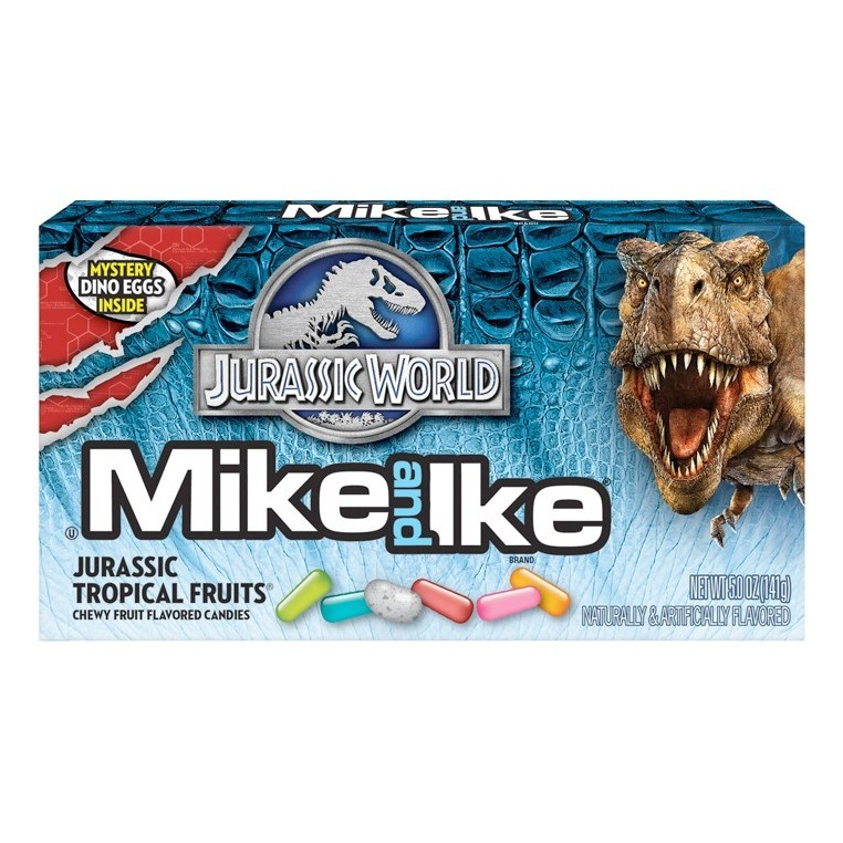Bonbons Mike and Ike Jurassic Tropical 142g