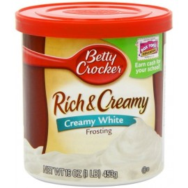 Betty Crocker Glaçage White Creamy