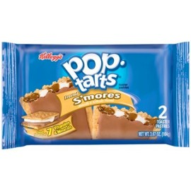 Pop Tarts S'mores - Chocolat et Marshmallow - Twin Pack