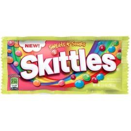 Sachet de Skittles Sweet & Sours
