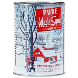 Pur sirop d'érable - Boite de conserve - 540ml