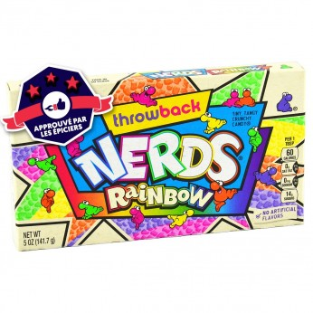 Nerds Rainbow - Willy Wonka