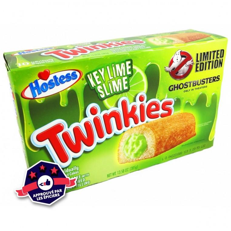 Twinkies édition limitée Ghostbusters au citron