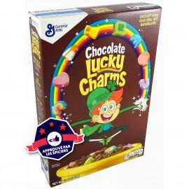 Céréales Lucky Charms au chocolat