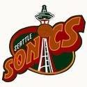Casquette Seattle SuperSonics