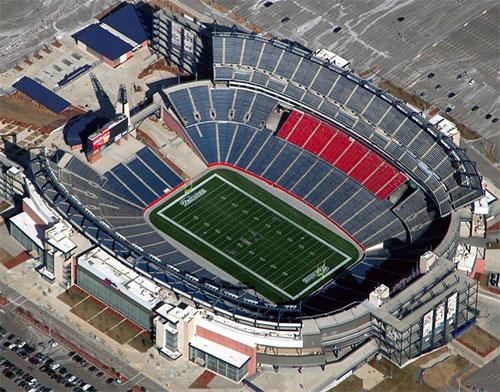 Gillette Stadium - Patriots
