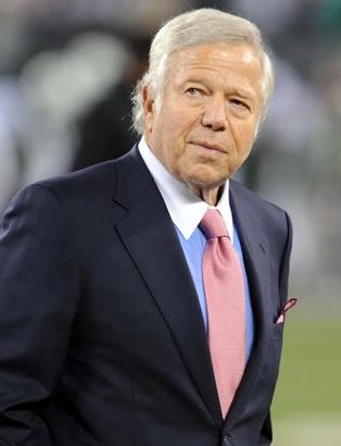 Bob Kraft, Propriétaire des Patriots